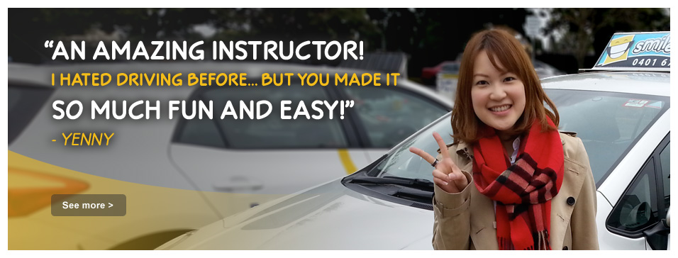 testimonial amazing driving instructor you made it fun easy