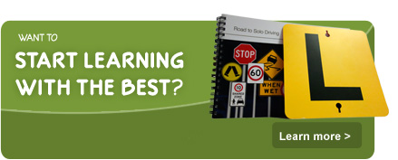 start driving lessons with best driving instructor in melbourne